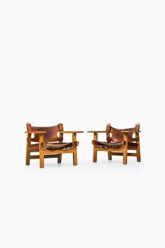 B rge Mogensen B rge Mogensen Easy Chairs model 226 - 629468