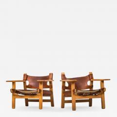 B rge Mogensen B rge Mogensen Easy Chairs model 226 - 630000