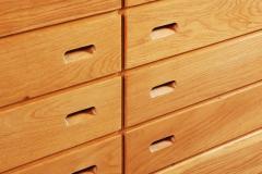 B rge Mogensen B rge Mogensen Rare Oak Chest of Drawers 1958 - 1063198