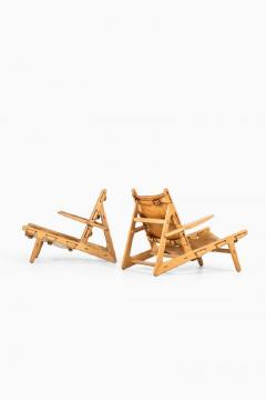 B rge Mogensen B rge Mogensen hunting easy chairs - 713124