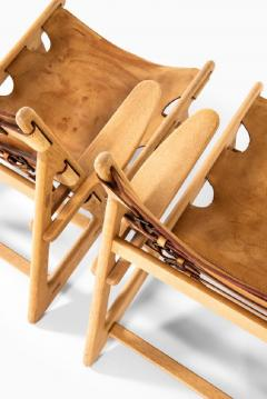 B rge Mogensen B rge Mogensen hunting easy chairs - 713128