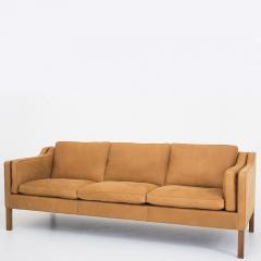 B rge Mogensen BM 2213 Newly Upholstered 3 Seater Sofa - 316362