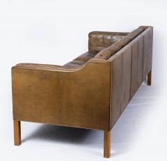 B rge Mogensen Borge Mogensen Model 2213 Three Seat Sofa - 177219