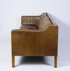 B rge Mogensen Borge Mogensen Model 2213 Three Seat Sofa - 177221