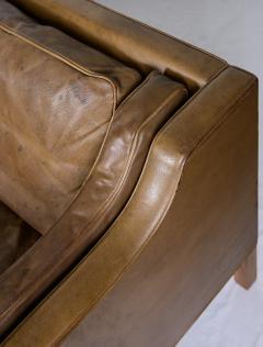B rge Mogensen Borge Mogensen Model 2213 Three Seat Sofa - 177223
