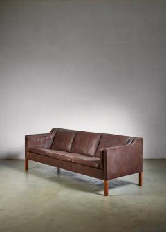 B rge Mogensen Borge Mogensen sofa for Fredericia Denmark 1960s - 803241