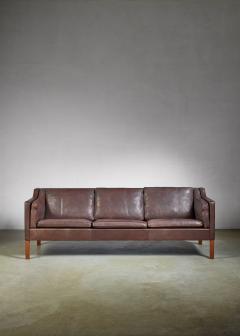 B rge Mogensen Borge Mogensen sofa for Fredericia Denmark 1960s - 803242
