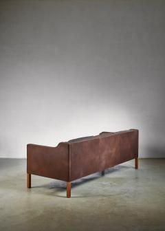 B rge Mogensen Borge Mogensen sofa for Fredericia Denmark 1960s - 803244