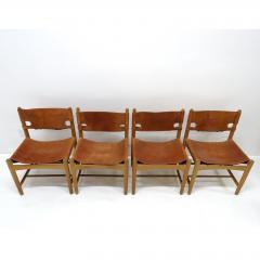B rge Mogensen Set of B rge Mogensen Hunting Chairs Model 3237 - 1038733