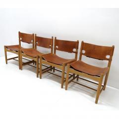 B rge Mogensen Set of B rge Mogensen Hunting Chairs Model 3237 - 1038734