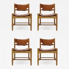B rge Mogensen Set of B rge Mogensen Hunting Chairs Model 3237 - 1112228
