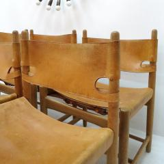 B rge Mogensen Set of Six Hunting Chairs Model 3251 by B rge Mogensen - 584359