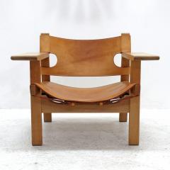 børge mogensen spanish chair model 2226 by børge mogensen