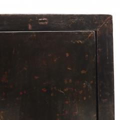 BLACK Brown CHINESE QING DYNASTY PERIOD CABINET FROM SHANXI 1800 1820 - 1943621