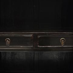 BLACK Brown CHINESE QING DYNASTY PERIOD CABINET FROM SHANXI 1800 1820 - 1943622