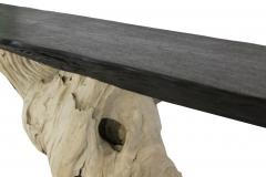 BLEACHED BLACK ROOT CONSOLE - 1177386