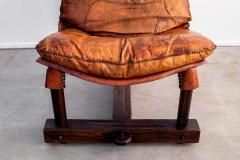 BRAZILLIAN LEATHER CHAIR - 1842954