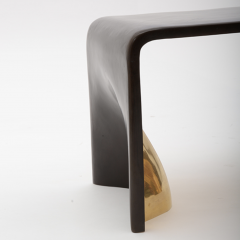 BRONZE AND GOLD BENCH - 1366184