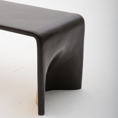 BRONZE AND GOLD BENCH - 1366186