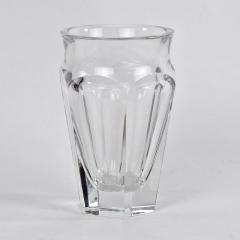 Baccarat Nelly Cut Crystal Vase - 1160449