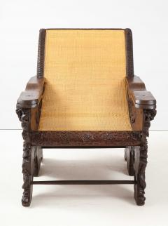 Balinese Rosewood Plantation Chair - 1576403