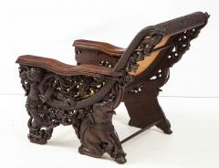 Balinese Rosewood Plantation Chair - 1576405