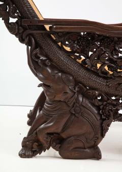 Balinese Rosewood Plantation Chair - 1576410