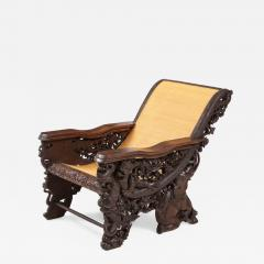 Balinese Rosewood Plantation Chair - 1577103