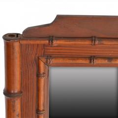 Bamboo Style French Mirror - 150456