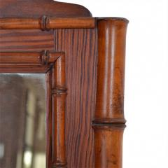 Bamboo Style French Mirror - 150457