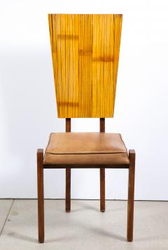 Bamboo and Ash Side Chair - 1028080