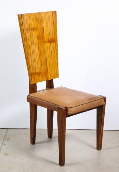 Bamboo and Ash Side Chair - 1028081