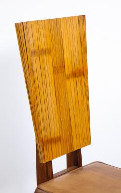 Bamboo and Ash Side Chair - 1028084