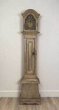 Baroque Long Case Clock Denmark - 1561886
