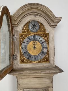 Baroque Long Case Clock Denmark - 1561889