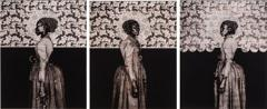 Barron Claiborne Barron Claiborne Old Orleans Before The Deluge Triptych 2 USA c 2005 - 468150