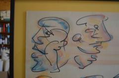 Barry Bleach Set of Nine Caricatures by Barry Bleach - 207326