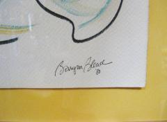 Barry Bleach Set of Nine Caricatures by Barry Bleach - 207329