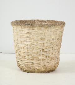 Basket Weave Planter - 1580971