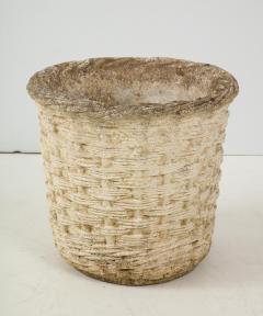 Basket Weave Planter - 1580974