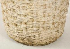 Basket Weave Planter - 1580978