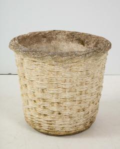 Basket Weave Planter - 1580980