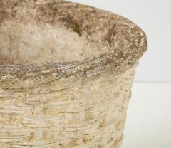 Basket Weave Planter - 1580982