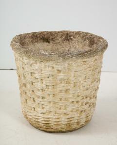 Basket Weave Planter - 1580985