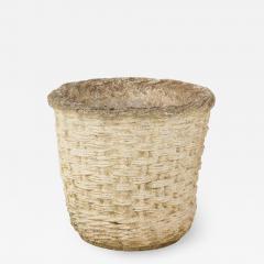 Basket Weave Planter - 1582786