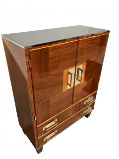 Bauhaus Cabinet Walnut Veneer Germany 1930s - 1026401