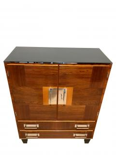 Bauhaus Cabinet Walnut Veneer Germany 1930s - 1026402