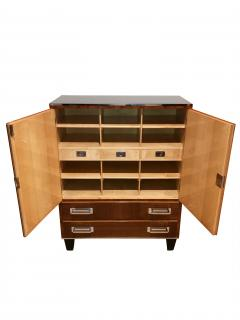 Bauhaus Cabinet Walnut Veneer Germany 1930s - 1026404