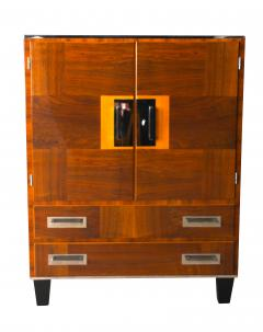 Bauhaus Cabinet Walnut Veneer Germany 1930s - 1026407