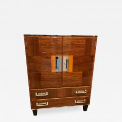 Bauhaus Cabinet Walnut Veneer Germany 1930s - 1026871